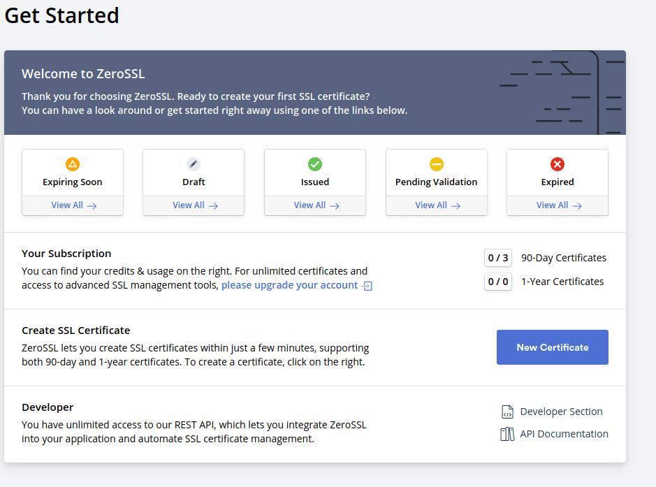 tutorial instalación ssl gratis