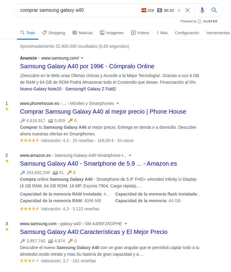 como conseguir fragmentos enriquecidos en los resultados de google